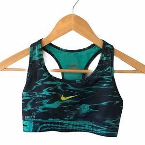Nike dri fit sports bra size XS